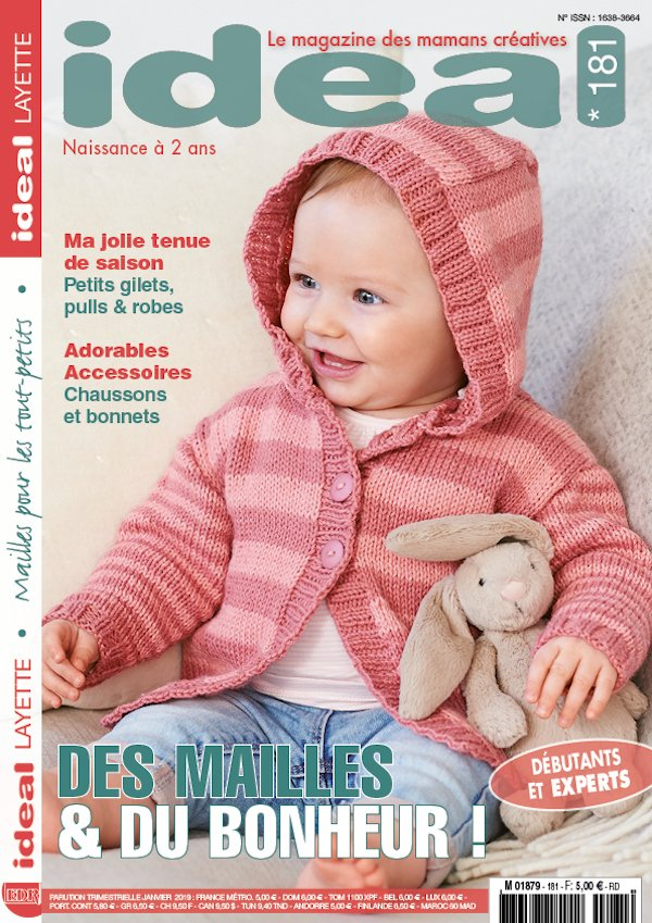 ideal layette 181 couverture