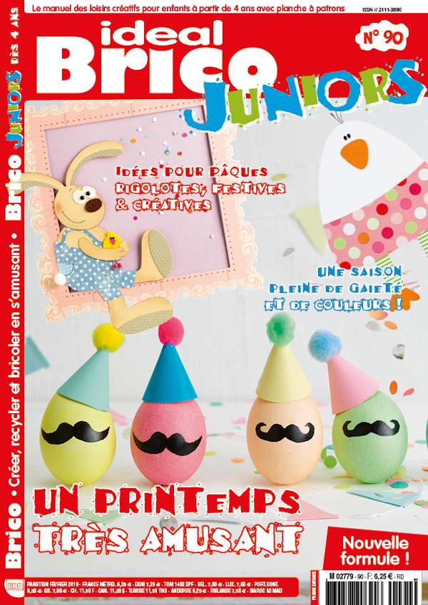 couverture ideal brico juniors 90