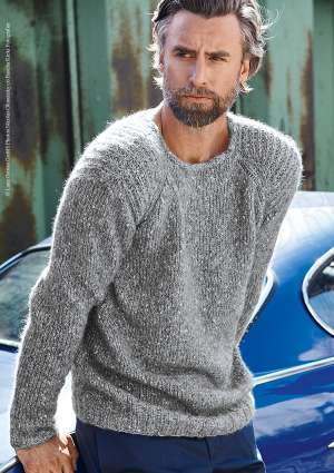 ideal tricot 73 pull homme laine