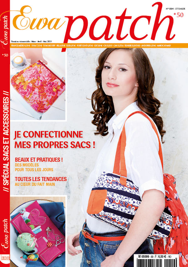 couverture ewa patch n° 50
