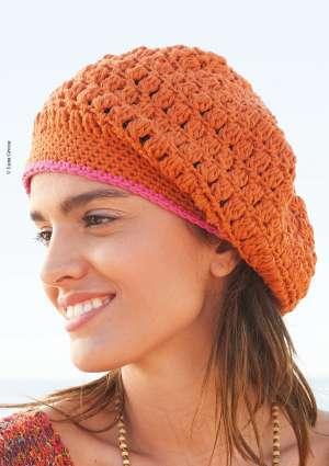 ideal crochet bonnet laine