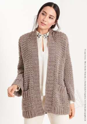 gilet femme laine