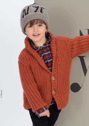 bonnet enfant tricot