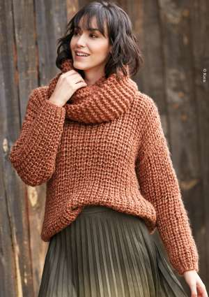 tricot femme laine pull