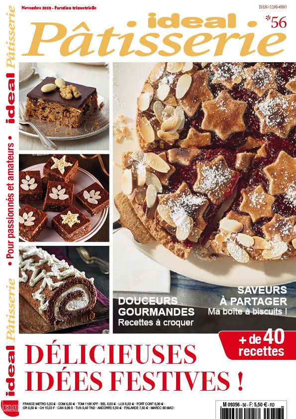 ideal patisserie 56 delicieuses idees festives