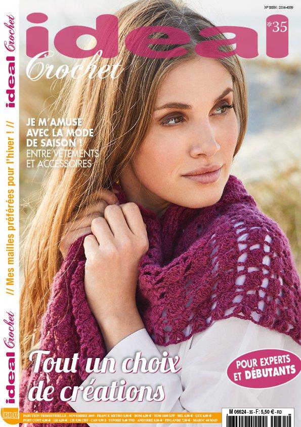 magazine modèles crochet