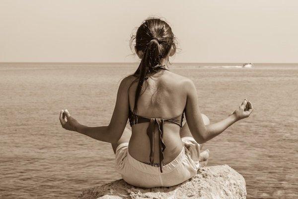 meditation enfant