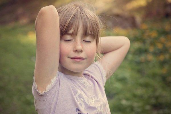 relaxation pour enfant