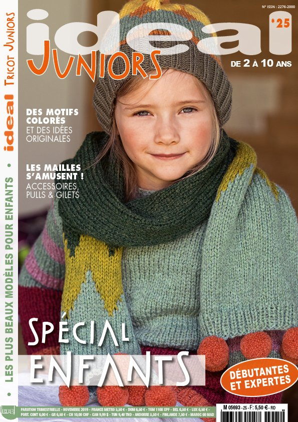 tricot juniors 25 special enfants