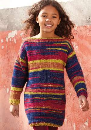 modèle robe enfant