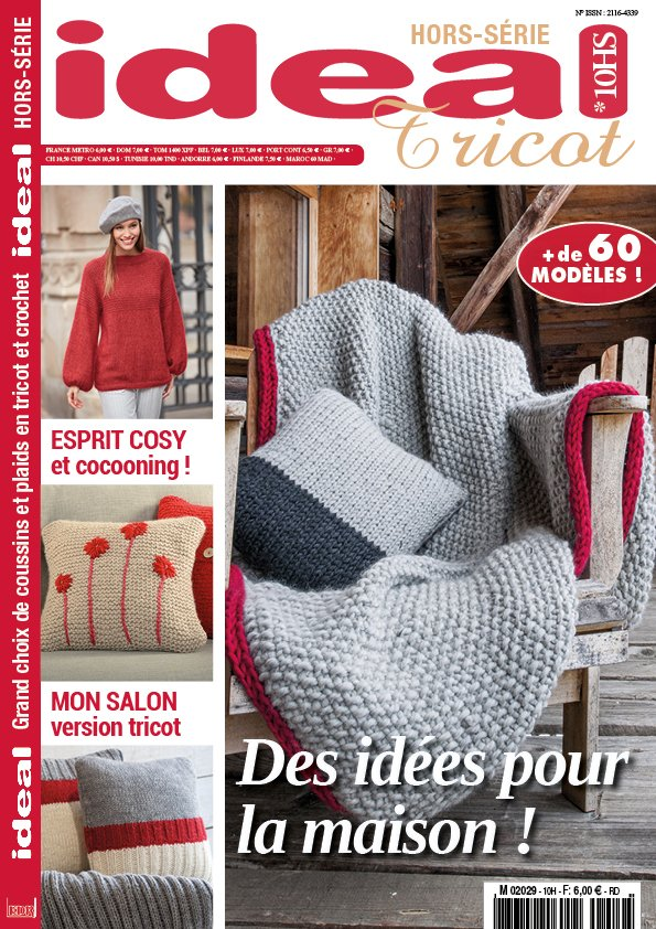 Ideal Tricot hors série 10
