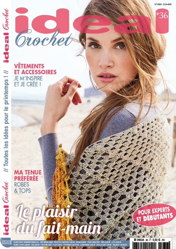 couverture ideal crochet 36