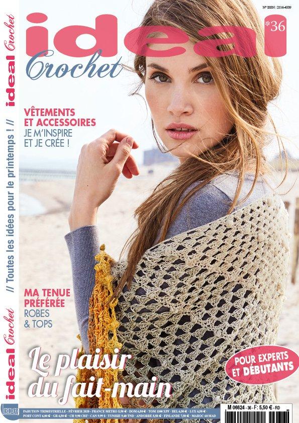 couverture ideal crochet 36