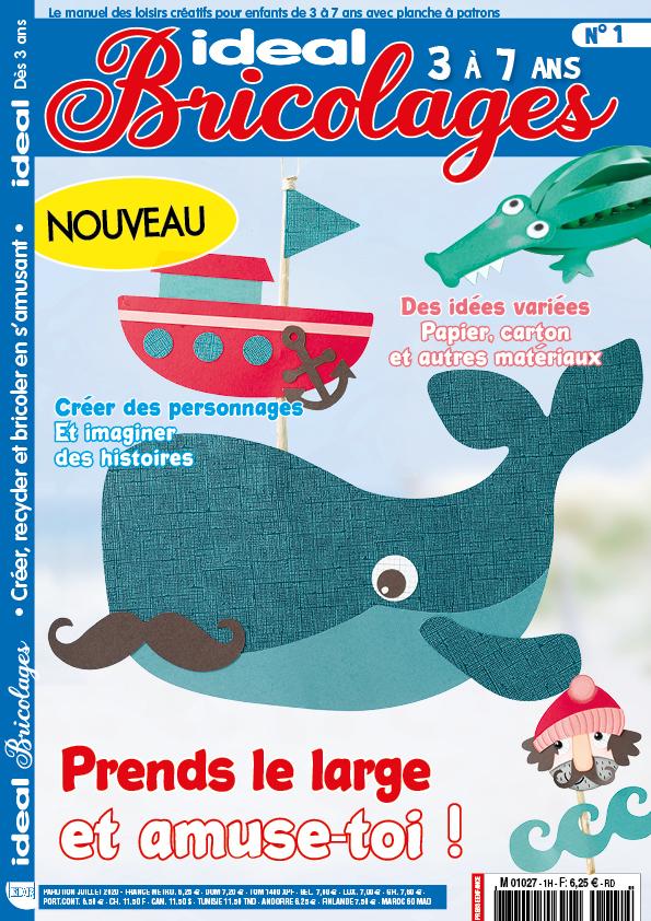 magazine bricolages enfants