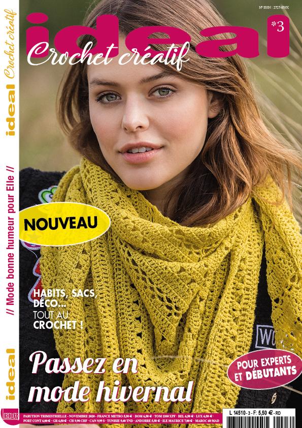 Idéal Crochet Créatif modèles hiver