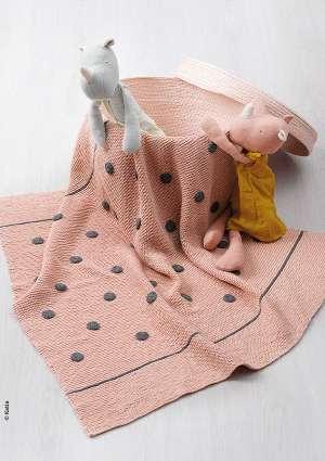 modèle couverture bébé