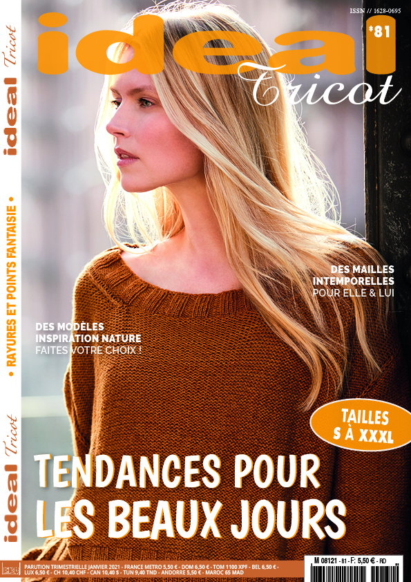 ideal tricot modele