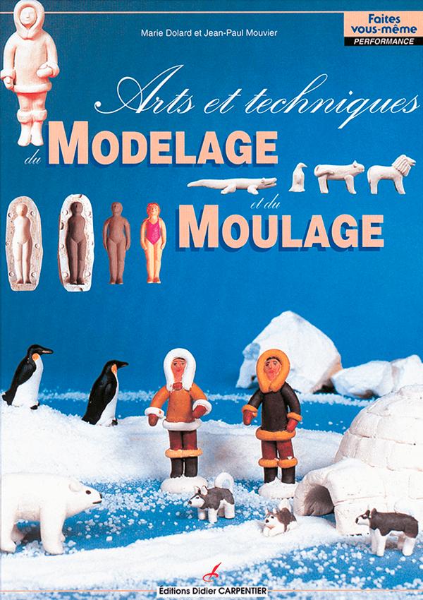 modelage et moulages humains et animaux