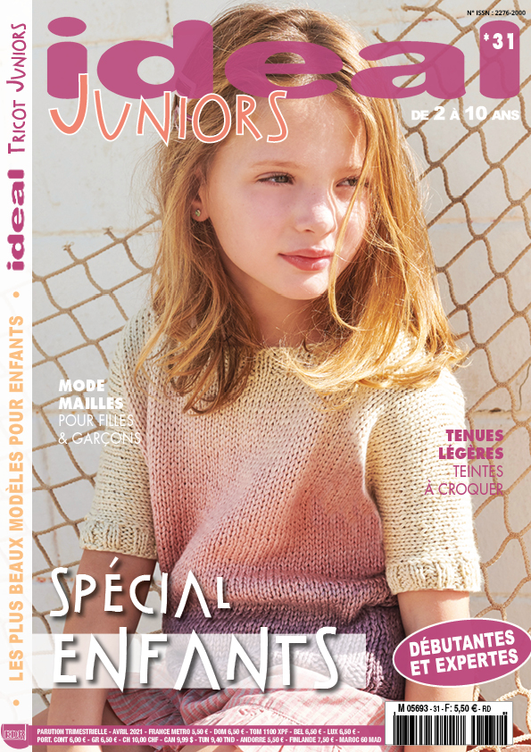 ideal tricot juniors