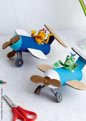 bricolage avions