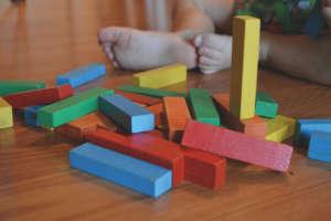 blocs jeu enfant