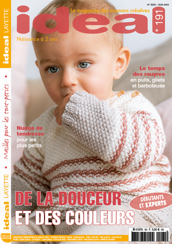 ideal layette 191