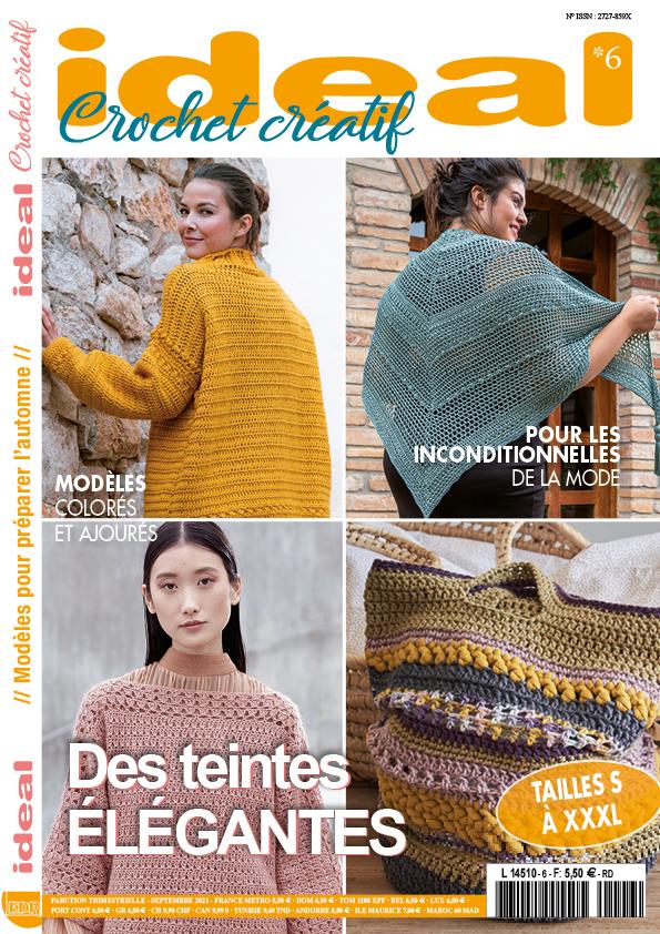 ideal crochet creatif 6