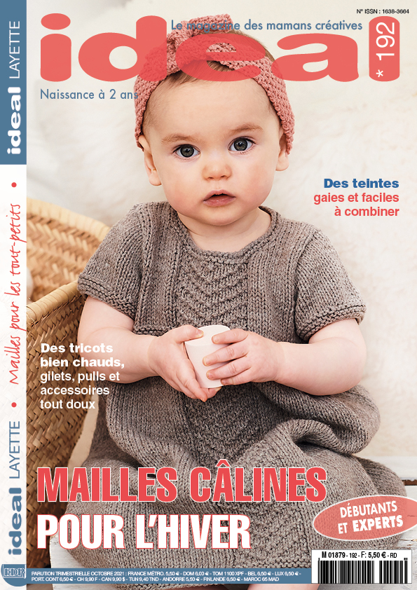 ideal layette 192